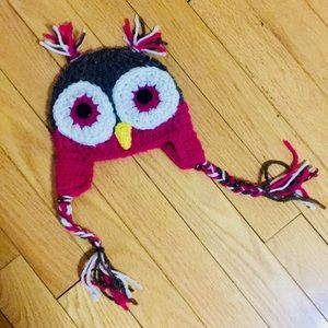 Other - ❤️ Handmade Owl Love You Forever Hat 🦉